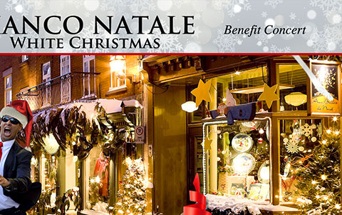 Bianco Natale - White Christmas Benefit Concert